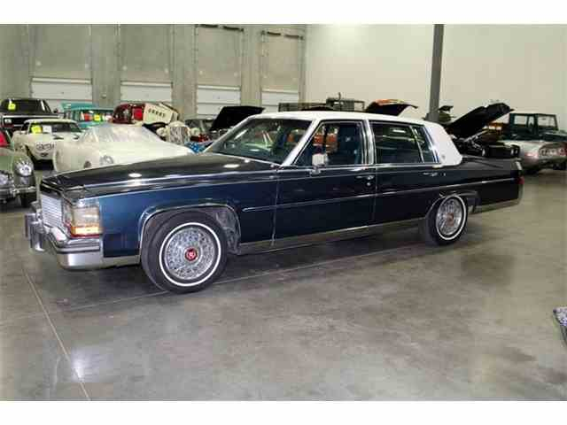 1987 Cadillac Brougham | 894747