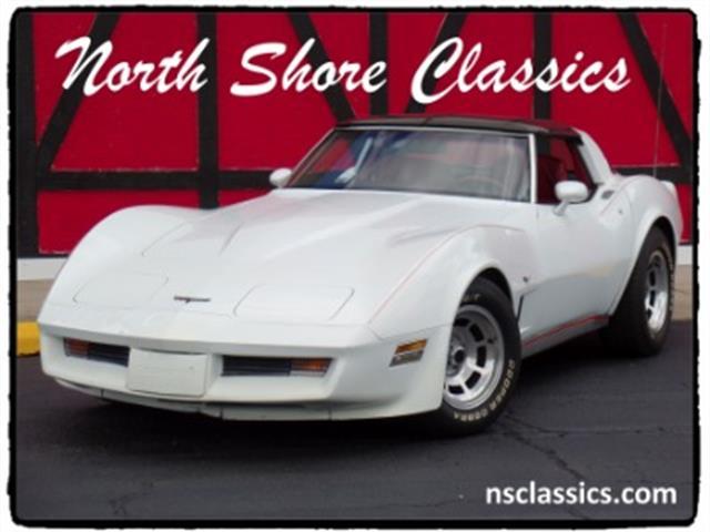 1981 Chevrolet Corvette | 894749