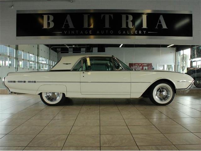 1962 Ford Thunderbird | 890475
