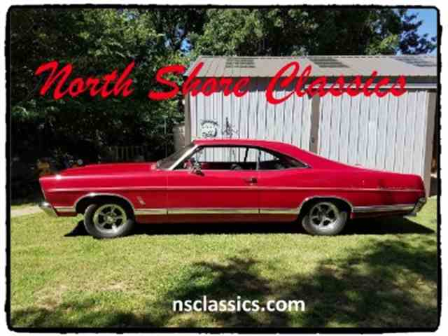 1967 Ford Galaxie | 894750