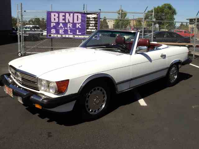 1987 Mercedes-Benz 560SL | 894757
