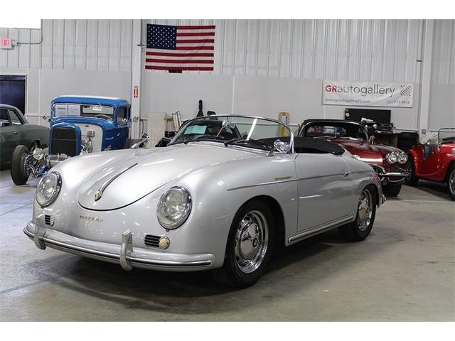1957 Porsche 356 | 894762