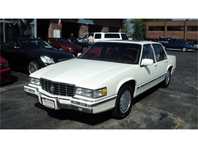 1991 Cadillac DeVille | 894765