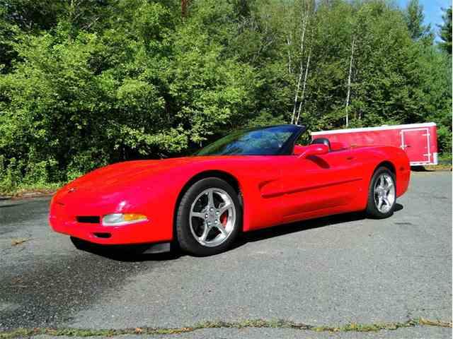 2000 Chevrolet Corvette | 894767