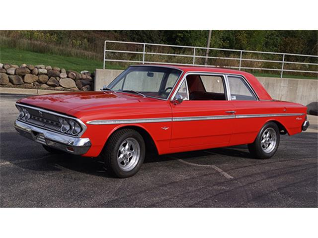 1963 AMC Rambler Classic V-8 770 Two-Door Sedan | 894771