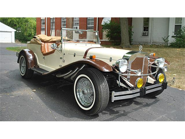 1929 Fiberfab Mercedes-Benz SSK Roadster Replica | 894773