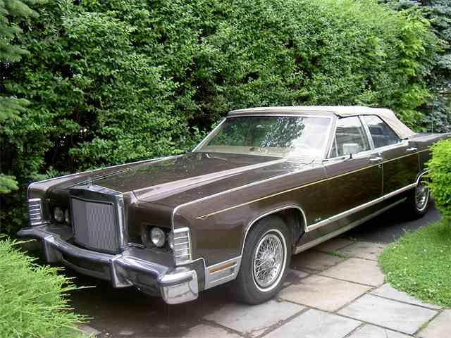 1978 Lincoln Premiere | 890479