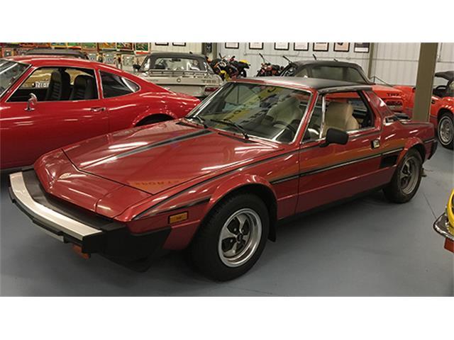 1979 Fiat X1/9 | 894791