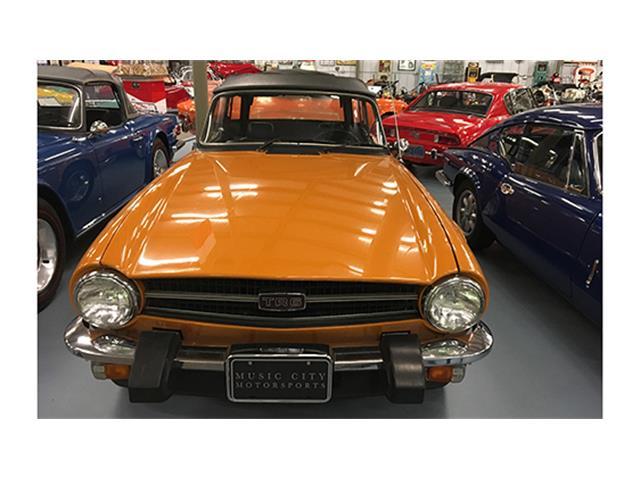 1975 Triumph TR6 | 894795