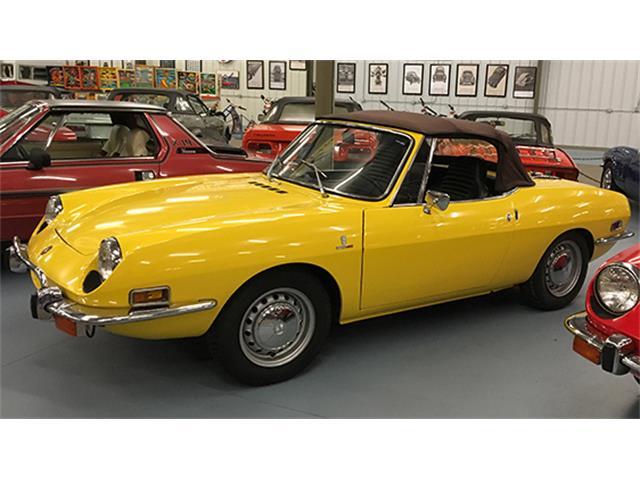 1972 Fiat 850 Spider | 894796