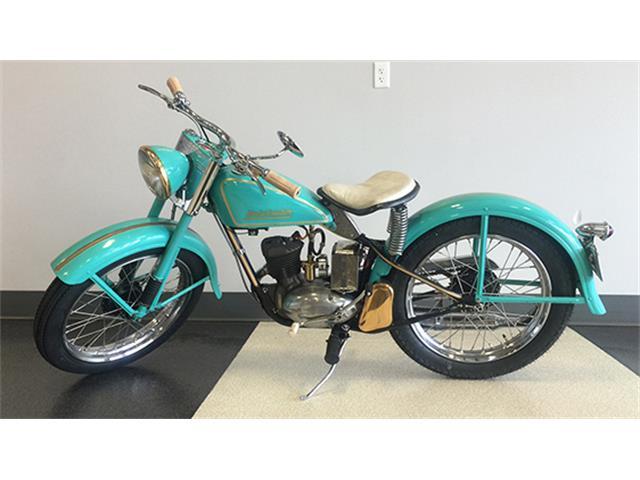 1950 Harley-Davidson 125 Hummer | 894799