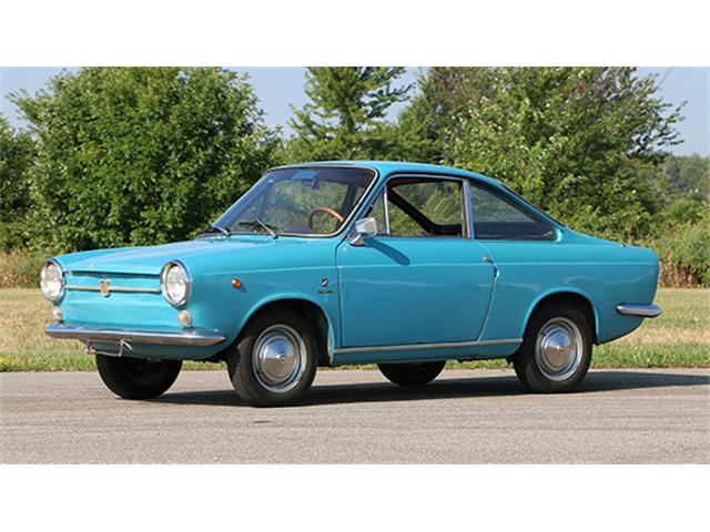 1970 Fiat Moretti 500 Coupe | 894807
