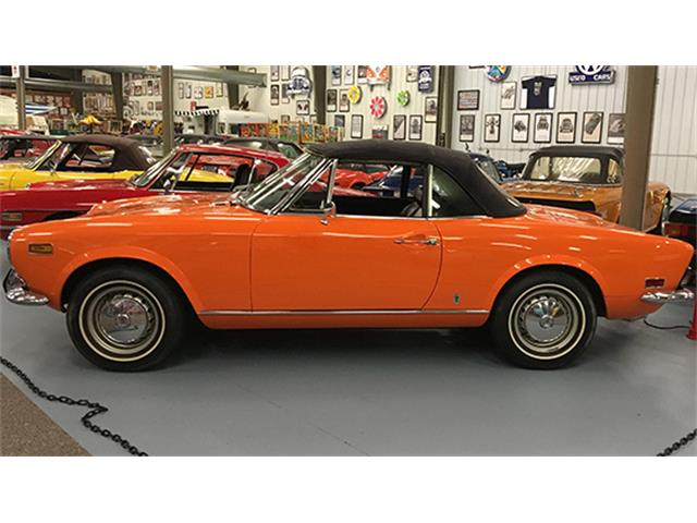 1972 Fiat 124 | 894810