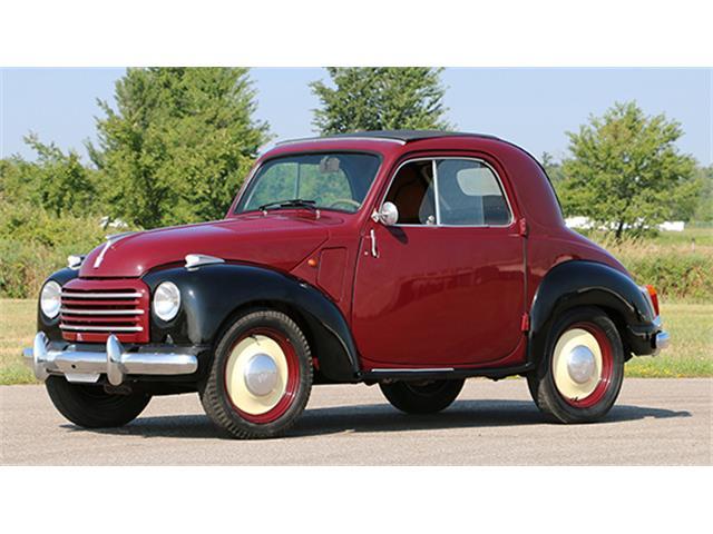 1953 Fiat 500C Topolino Cabriolet | 894813