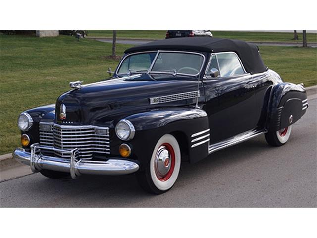 1941 Cadillac Series 62 Convertible Coupe | 894817