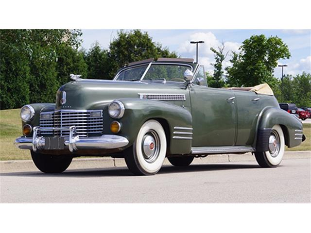 1941 Cadillac Series 62 Convertible Sedan | 894818