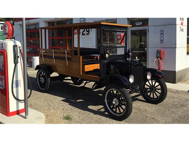 1921 Ford Model T Depot Hack | 894821