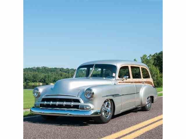 1951 Chevrolet Woody Wagon | 894834