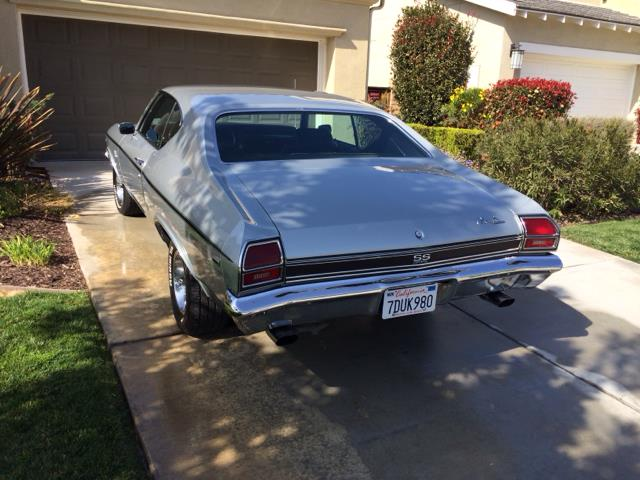 1969 Chevrolet Chevelle SS | 894838