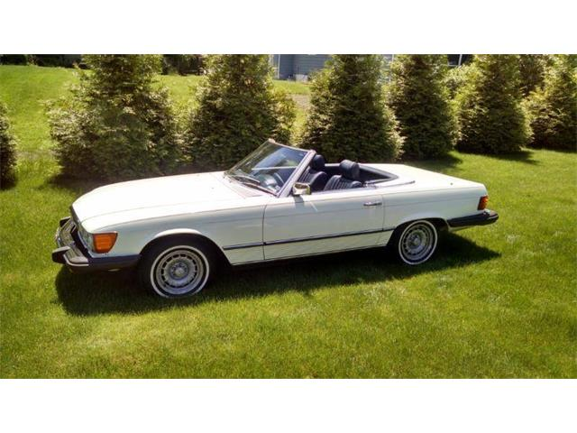 1984 Mercedes-Benz 380SL | 890484
