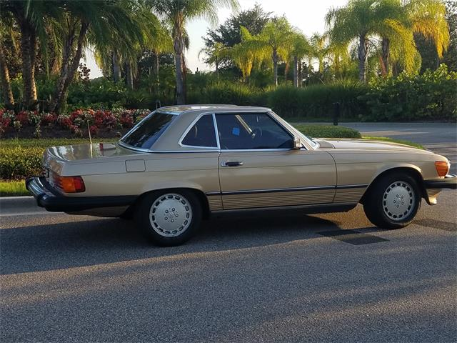 1986 Mercedes-Benz 560SL | 894848