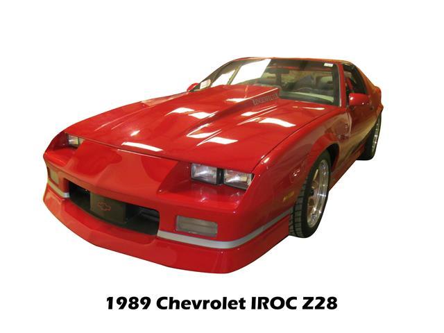 1989 Chevrolet Camaro IROC Z28 | 894850