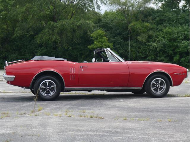 1967 Pontiac Firebird | 894855