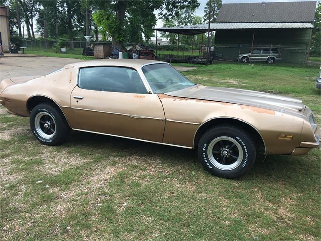 1974 Pontiac Firebird Formula | 894856