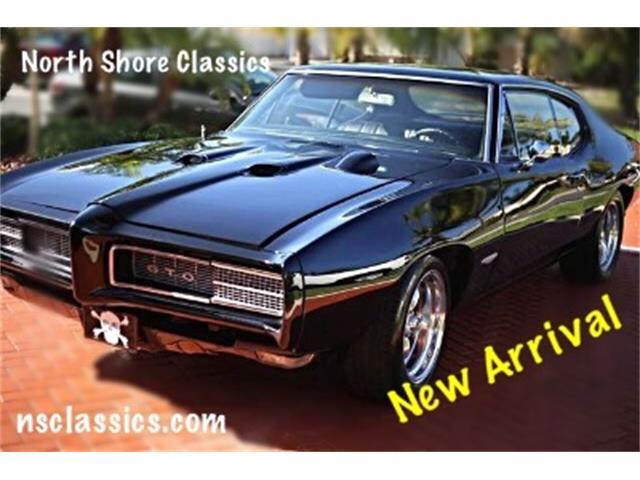 1968 Pontiac GTO | 894871