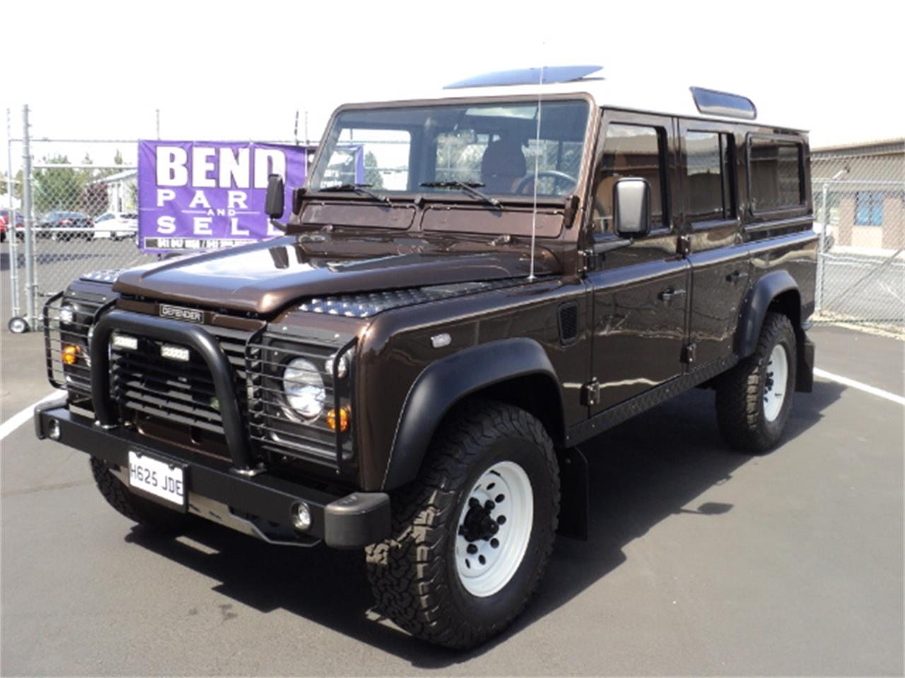 1990 land rover defender for sale cc. Black Bedroom Furniture Sets. Home Design Ideas
