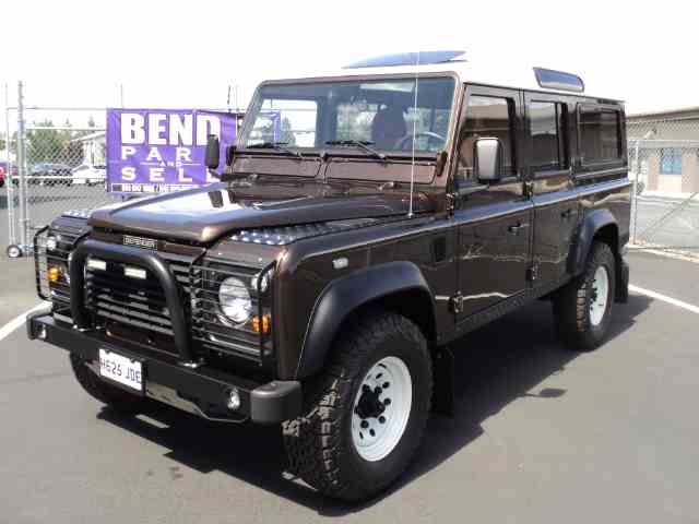 1990 Land Rover Defender | 894874