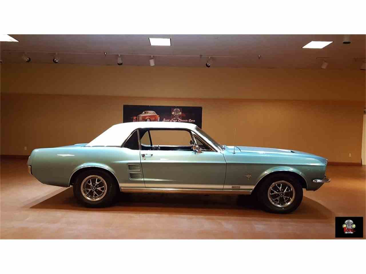 Large Picture of 1967 Mustang Offered by Just Toys Classic Cars - J6HN