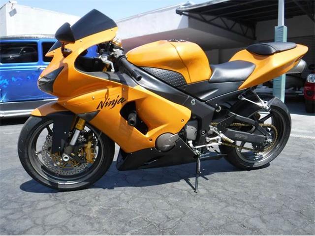 2005 Kawasaki Ninja | 894878
