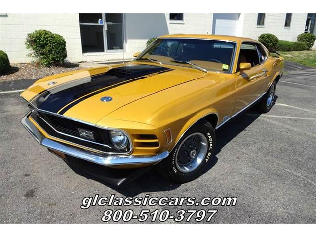 1970 Ford Mustang | 894896