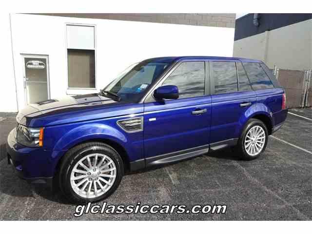 2010 Land Rover Range Rover Sport | 894897