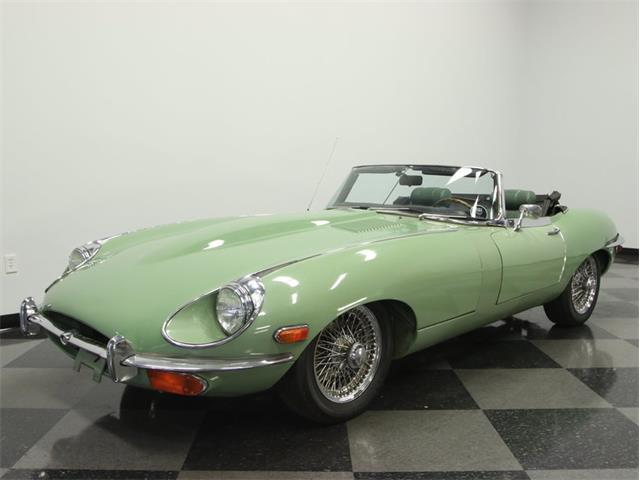 1970 Jaguar XKE | 894899