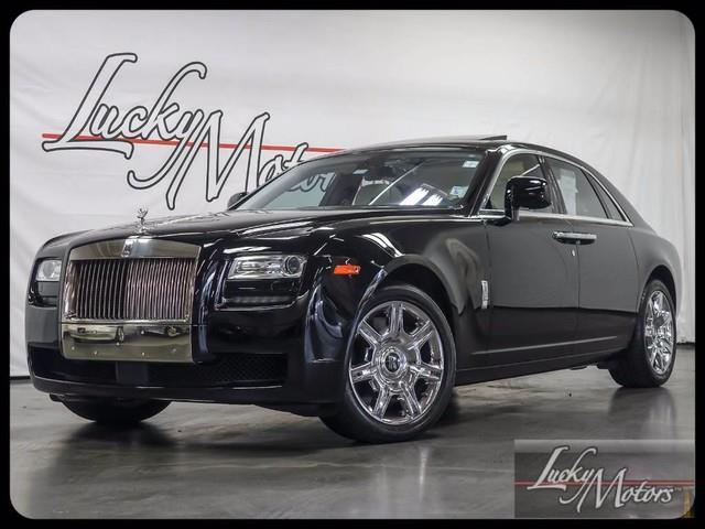 2011 Rolls-Royce Silver Ghost | 894901