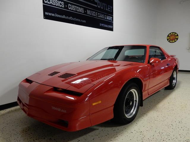 1987 Pontiac Firebird Trans Am | 894905
