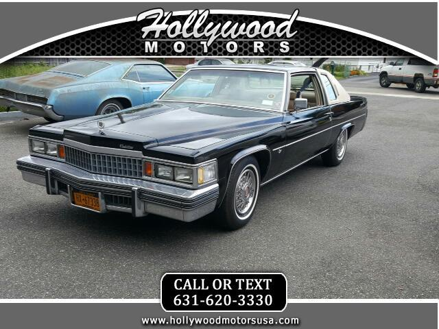 1978 Cadillac Coupe DeVille | 894913