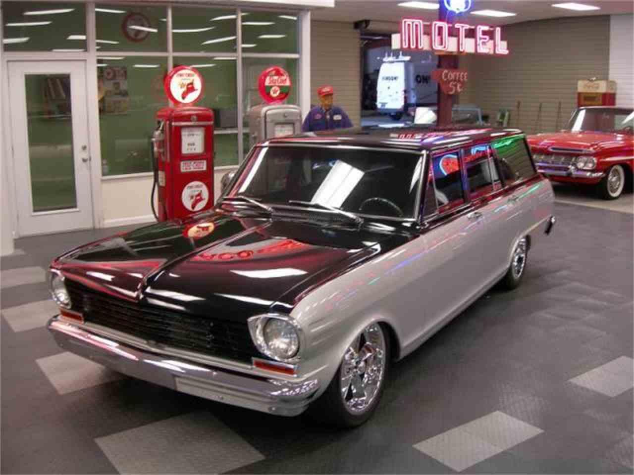 All Chevy 64 chevy nova : 1964 Chevrolet Nova for Sale | ClassicCars.com | CC-894918