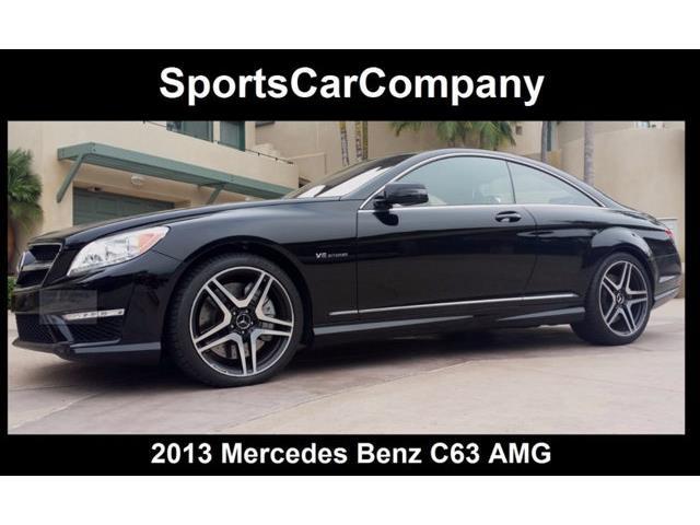 2013 Mercedes-Benz CL-Class | 894925