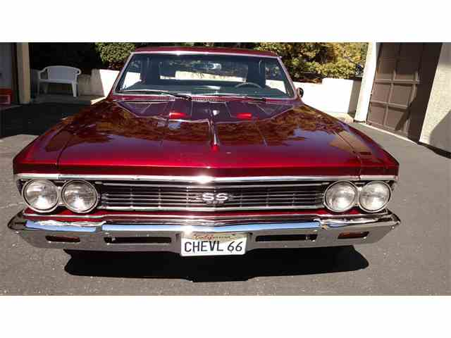 1966 Chevrolet Chevelle | 894928