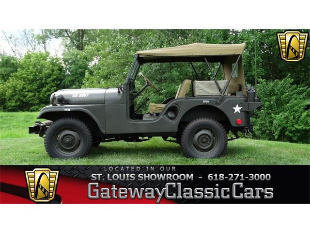 1955 Willys Jeep | 894932