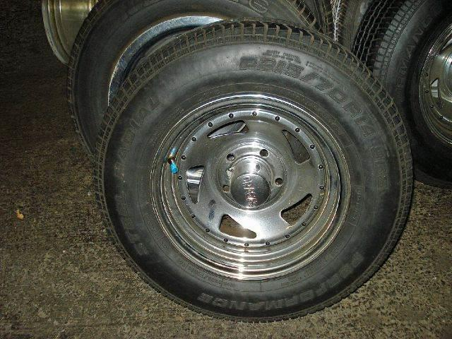 1900 chrome slot wheels x | 894934