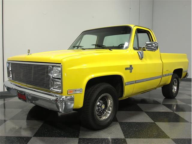 1986 Chevrolet C/K 10 | 894943