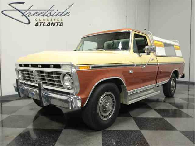 1974 Ford F250   894945