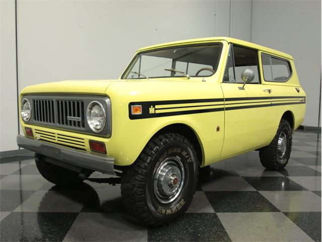 1974 International Harvester Scout II | 894951