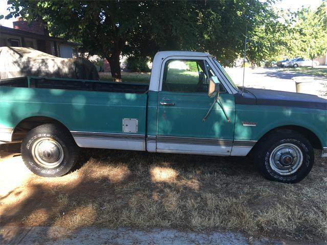 1970 GMC 1500 | 894965