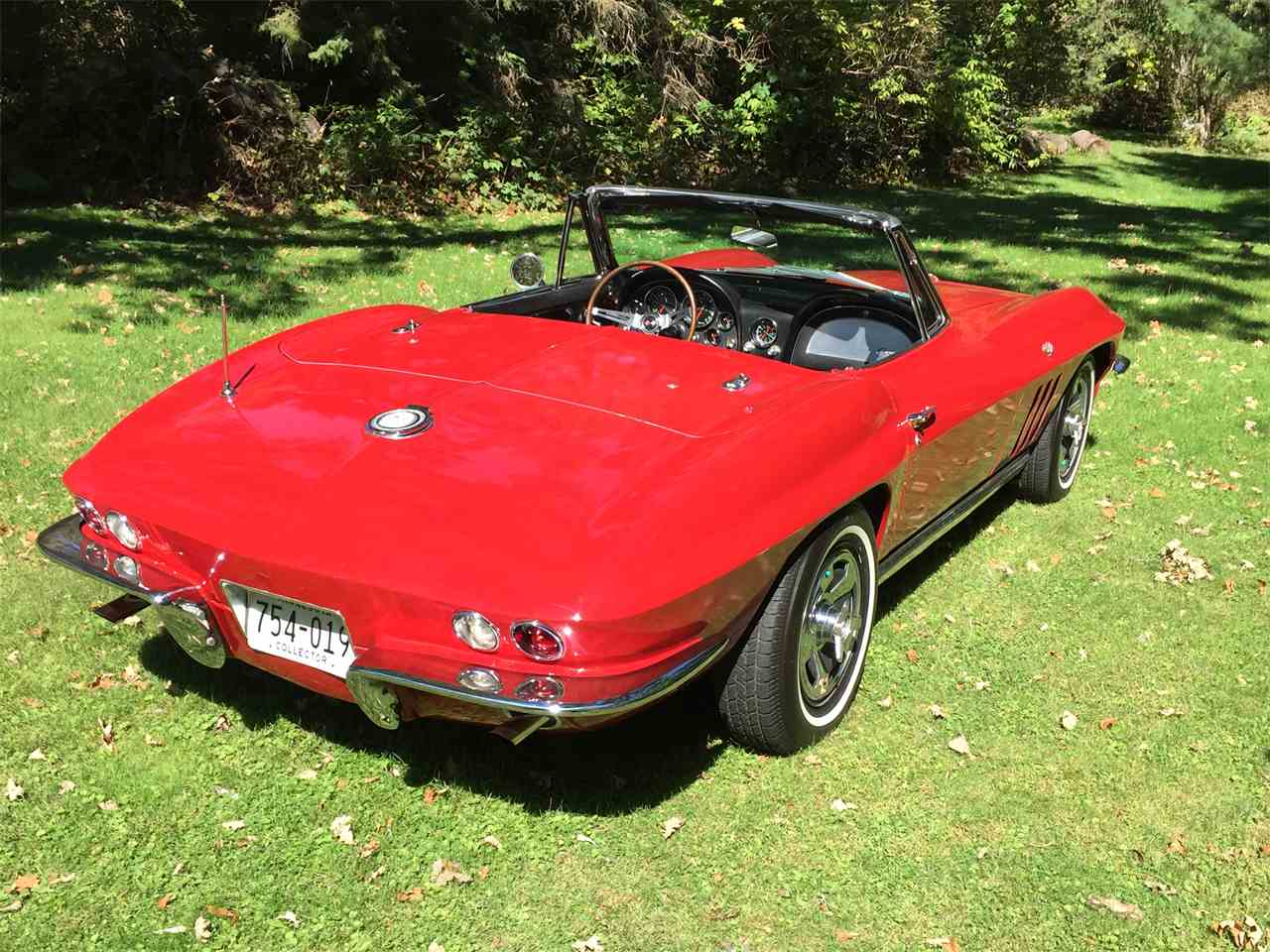 1965 chevrolet corvette for sale cc 894971. Black Bedroom Furniture Sets. Home Design Ideas