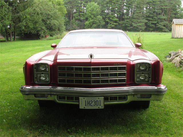 1977 Chevrolete Monte Carlo | 894976